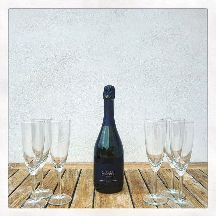 Time For Prosecco?